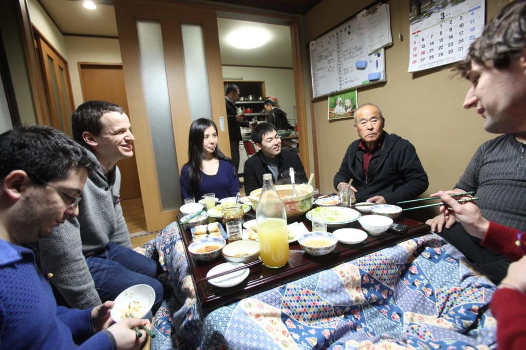 飯田市の農家民泊の様子 #2