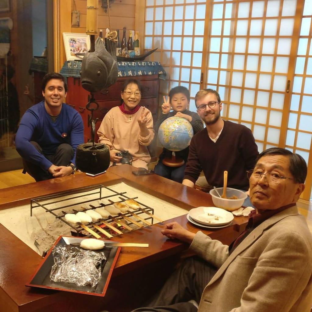 飯田市の農家民泊の様子 #1