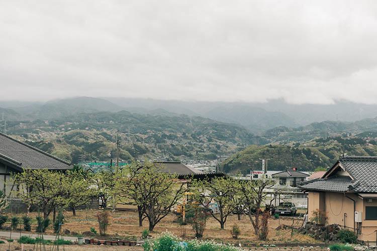 飯田の風景1